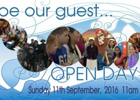 Open Day 2016