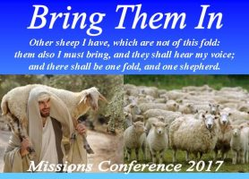 Missions Conference 2017 - Web Banner